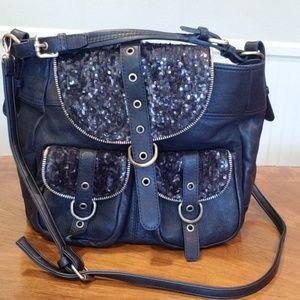 Via Republica convertible leather bag